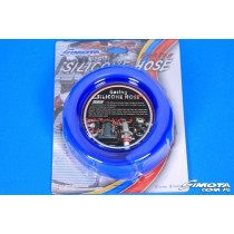 Univerzális silicone cső 10x16x212 cm Kék